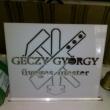 Géczy György üveges meter