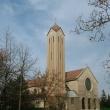 Újpest-Kertvárosi Szent István-templom (Fotó: sonaj1)