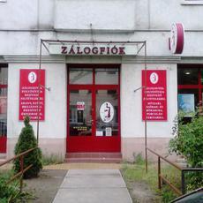 BÁV Zálogfiók - Telepes utca