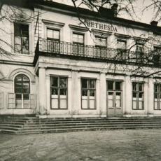 Bethesda Kórház: 1872-től Herminamezőn, a Bartl-villában (Forrás: reformatus.hu)