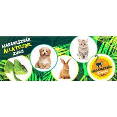 Madagaszkár Állateledel
