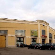 Récsei Center Bevásárlóközpont (Fotó: egykor.hu)