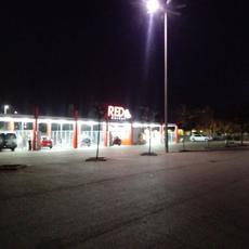 Red Car Spa Önkiszolgáló Autómosó (Fotó: cai)