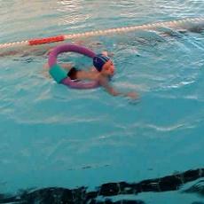 Úszásoktatás kicsiknek és nagyoknak minicsoportban XIV.