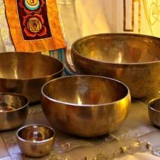 hangterápia - tibeti hangtálak