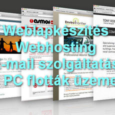 weblap készítés