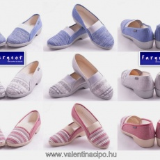 Fargeot francia cipők
