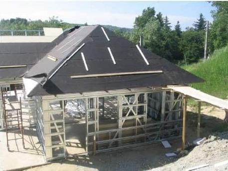 Acélszerkezetes házak