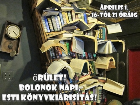 könyvkiárusítás, könyvvásár, garázsvásár, olcsó könyvek, filléres könyvek, könyv